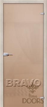 Дверь Лайт бронза сатинато