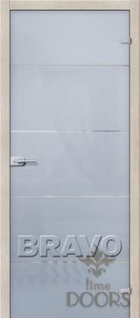 Дверь Диана белое сатинато