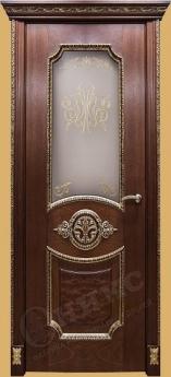 Дверь Империя под стекло - 16 цветов