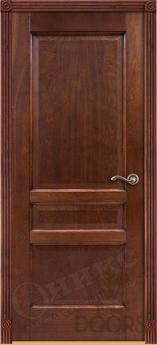 Дверь Италия 3 глухая/стекло - 17 цветов
