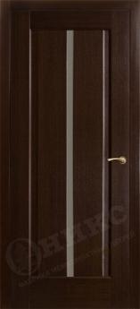 Дверь Корсика 2 со стеклом/глухая - 19 цветов
