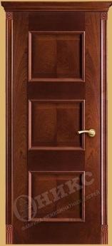 Дверь Милан глухая/стекло - 17 цветов