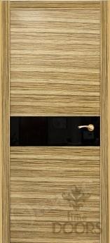 Дверь Соло стекло/зеркало - 27 цветов