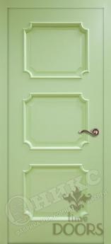 Дверь Валенсия глухая - 15 цветов