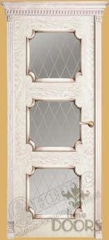 Дверь Валенсия стекло - 15 цветов