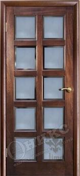 Дверь Вена 2 под остекление - 17 цветов