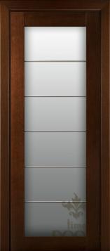 Межкомнатная дверь Ларго 01 стекло