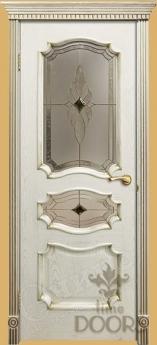 Дверь Барселона под стекло - 16 цветов