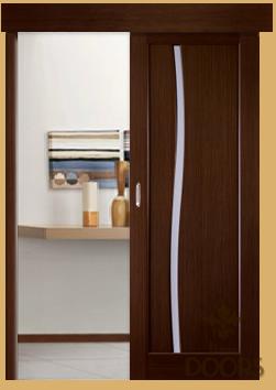 Дверь Соло 1 купе