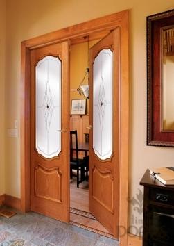 Дверь Распашная Венеция - 27 цветов