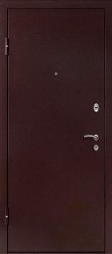 Входная дверь Волкодав (База 61) Замки Кале