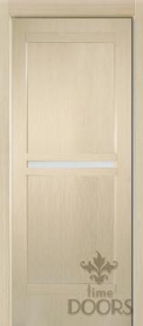 Дверь Квадро - беленый дуб