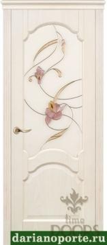 витраж Орхидея