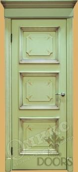 Дверь Пальмира глухая - 16 цветов