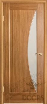 Дверь Парус глухая/стекло - 19 цветов