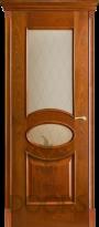 Дверь Эллипс стекло - 17 цветов