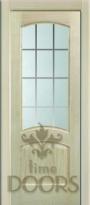 бастион стекло - дуб белый