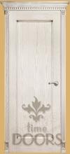 Дверь Италия 1 глухая/стекло - 17 цветов
