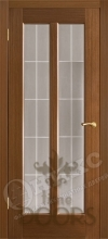 Дверь Лагуна со стеклом - 19 цветов