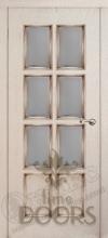 Дверь Неаполь стекло - 16 цветов