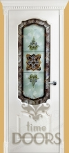 Дверь Венеция фреза - 16 цветов