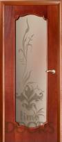 Дверь Венеция 2 стекло - 16 цветов